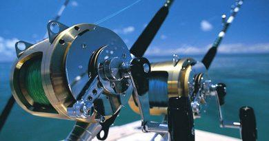 Práctica pescar con las mejores cañas de spinning